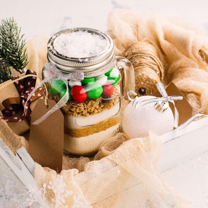 30 Mason jar Christmas gift ideas