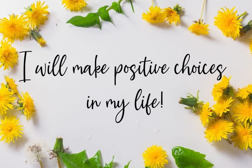 What are positive affirmations