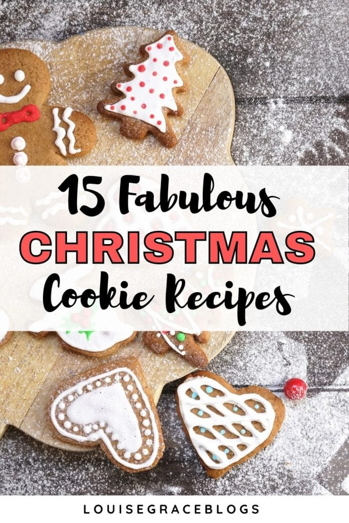 15 Fabulous Christmas Cookie Recipes