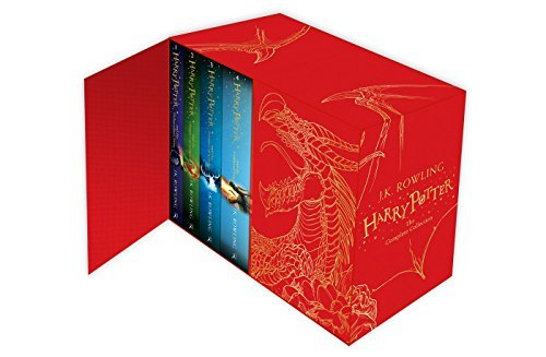 Harry Potter Box Set- The Complete Collection