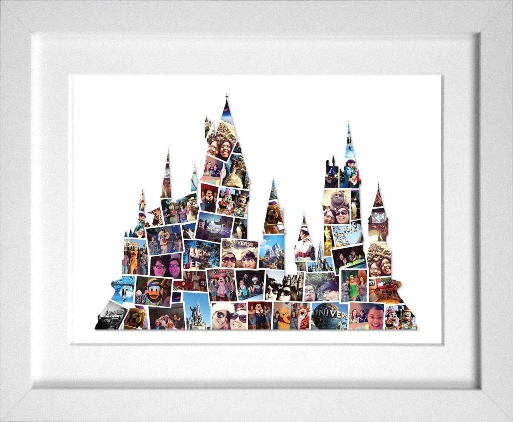 Hogwarts/Photo Collage
