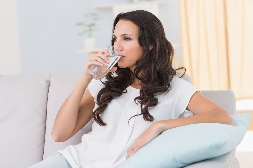 10 Healthy benefits of drinking water