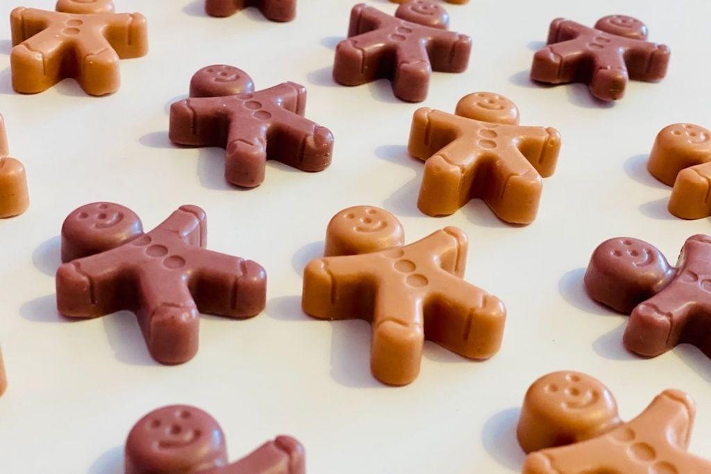 DIY Gingerbread soy wax melts