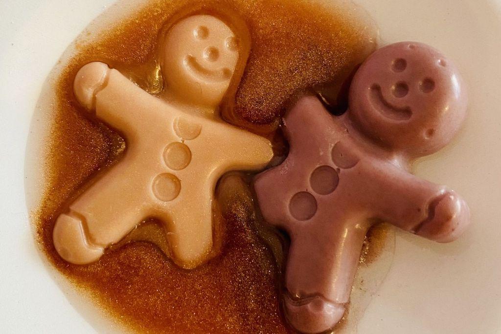 Gingerbread soy wax melts