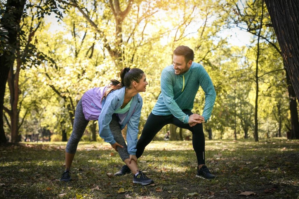 Get more exercise to be healthier