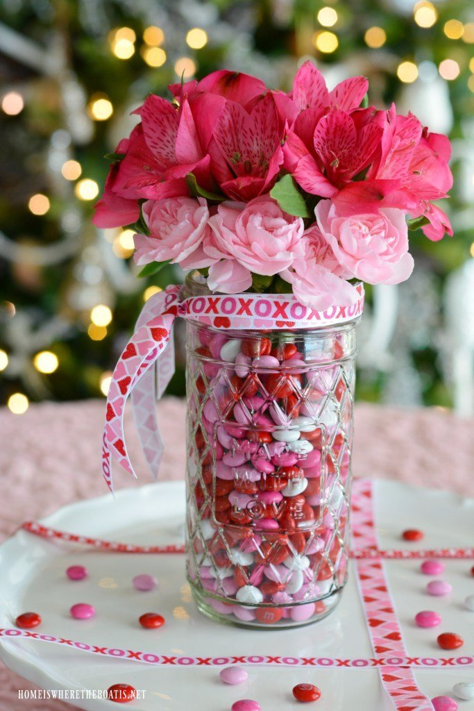 Mason jar valentines gift ideas