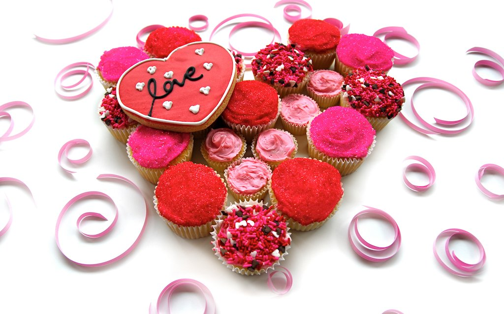 Valentine cupcake recipes