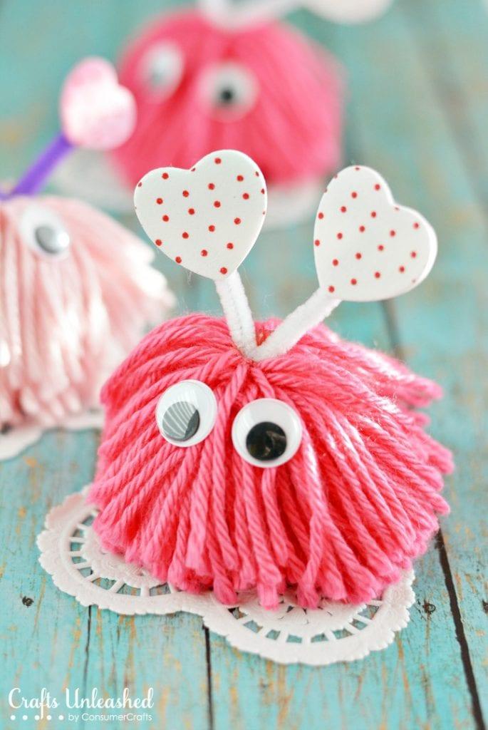 Creative valentines crafts