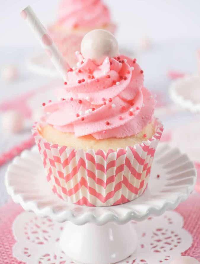 Valentines cupcake recipes