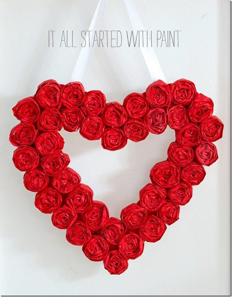 Creative Valentine crafts
