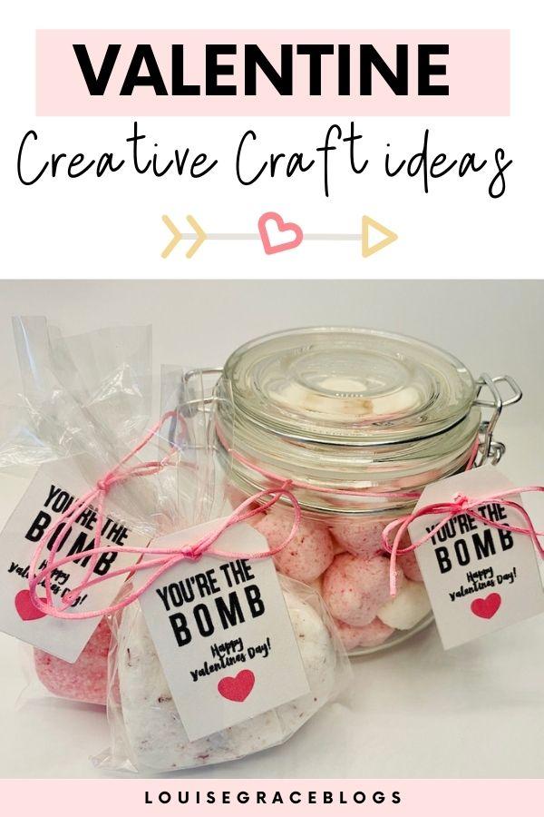 Valentine creative craft ideas