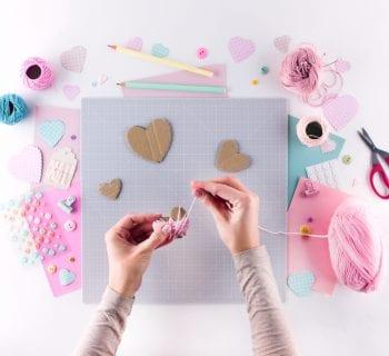 20 Creative Valentine craft ideas