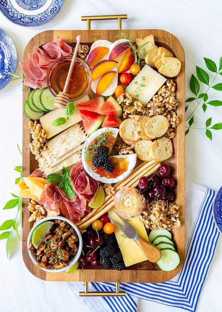 Summer charcuterie board ideas