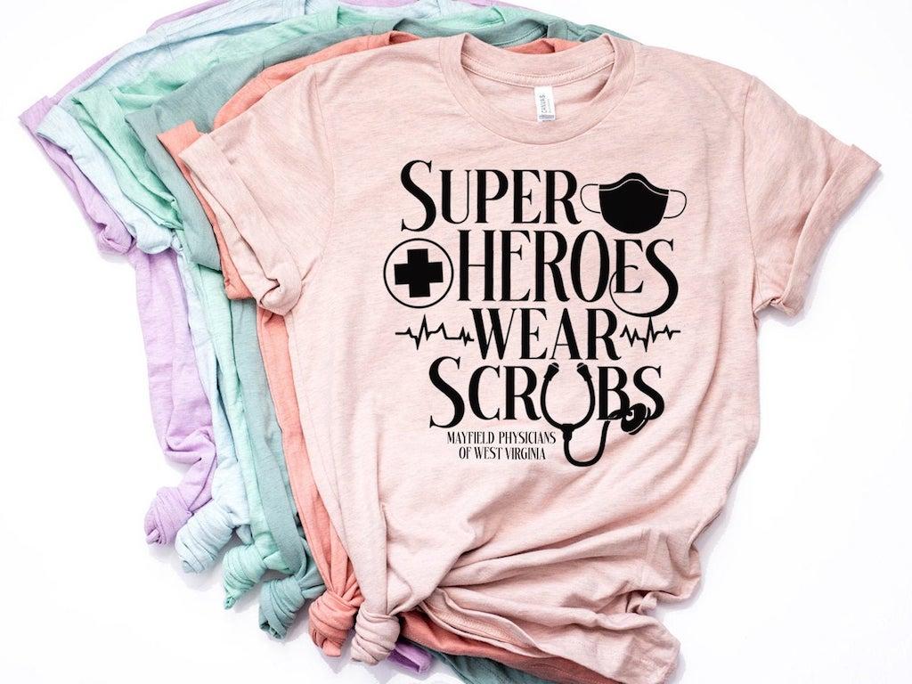 Super Héros T Shirt