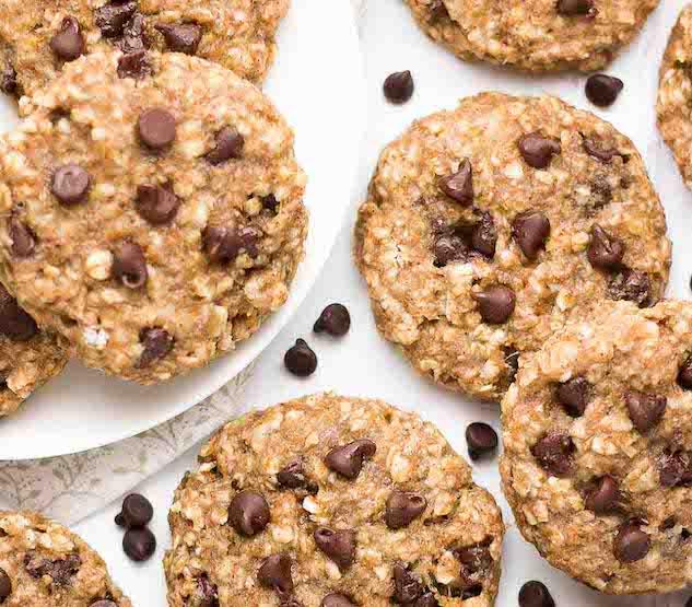 Baked oat bar recipes